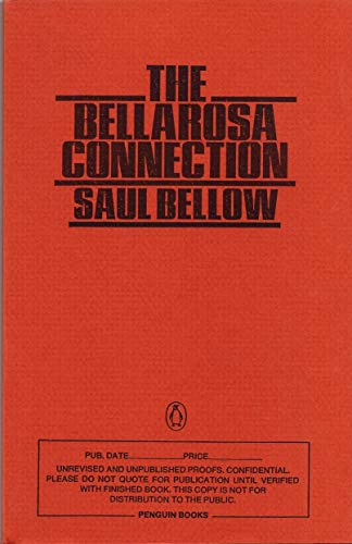 9780140126860: The Bellarosa Connection