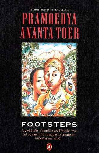 9780140126938: Footsteps (Penguin International Writers)