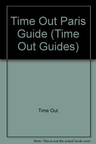"Time Out Paris 1 (""Time Out"" Guides): Time Out"