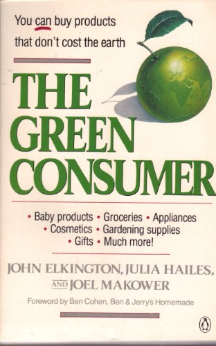 9780140127089: The Green Consumer