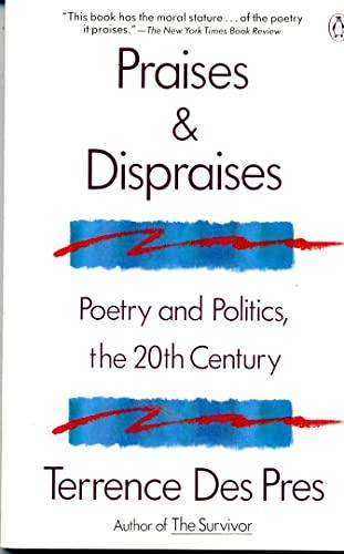 9780140127607: Praises and Dispraises