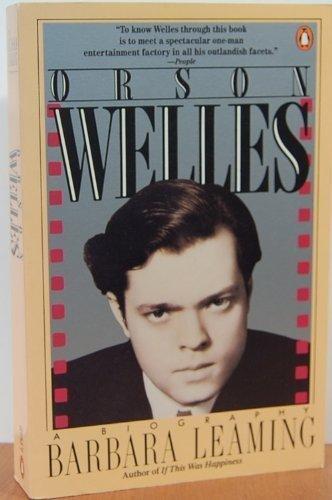 9780140127621: Orson Welles: A Biography