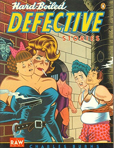 9780140127775: Hard Boiled Defective Stories (Penguin graphic fiction)