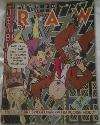9780140127799: Read Yourself Raw (Penguin graphic fiction)