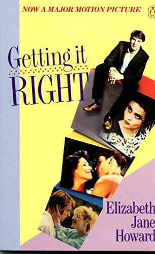 9780140128192: Getting It Right (movie tie-in)