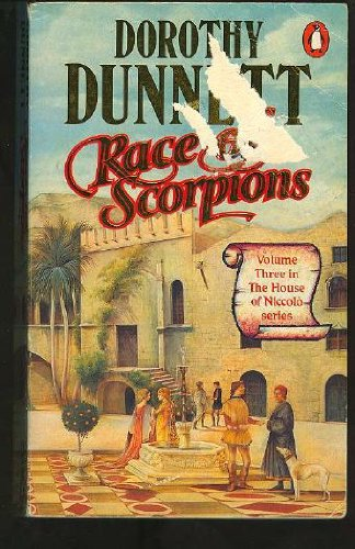 9780140128215: Race of Scorpions: Book Three of the