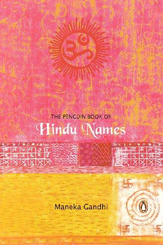 Penguin Book of Hindu Names: Maneka Gandhi