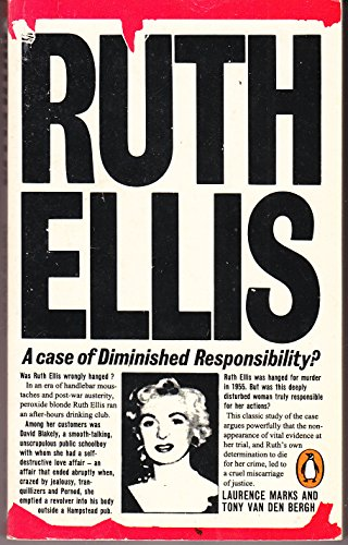 9780140129021: Ruth Ellis: a Case of Diminished Responsibility?