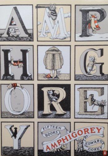 Amphigorey (Penguin Graphic Fiction): Edward Gorey