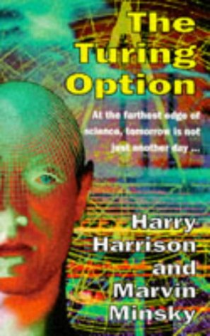 9780140129502: The Turing Option (Questar Science Fiction)