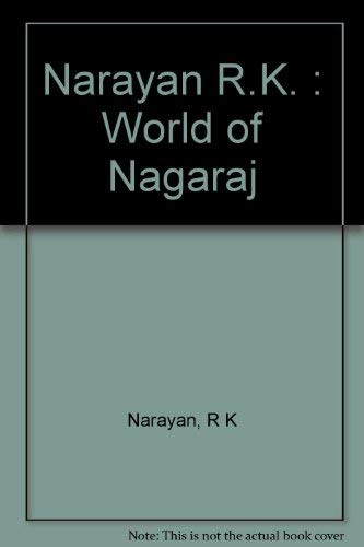 9780140129793: The World of Nagaraj: A Novel of Malgudi