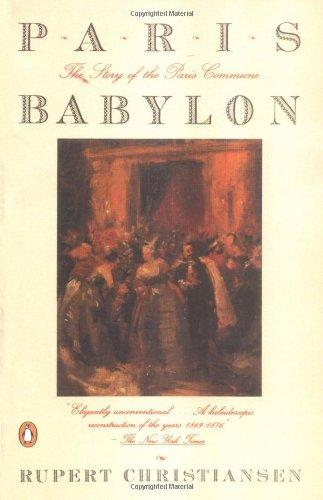 9780140129809: Paris Babylon: The Story of the Paris Commune