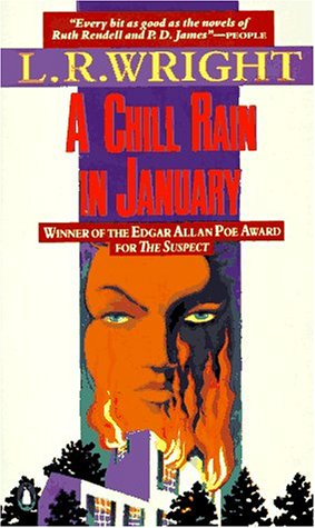 9780140129823: A Chill Rain in January (Penguin Crime Monthly)