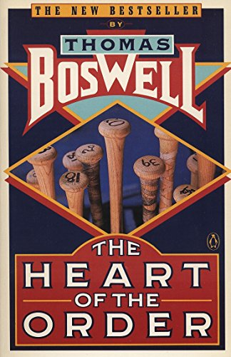 9780140129878: Boswell Thomas : Heart of the Order (Penguin Sports Library)