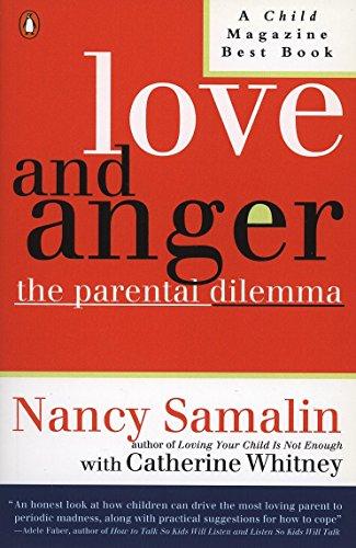 9780140129922: Samalin & Whitney : Love and Anger/the Parental Dilemma