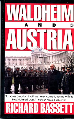 9780140130195: Waldheim and Austria