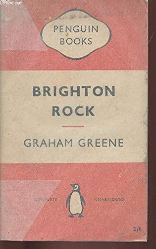 9780140130263: Brighton Rock