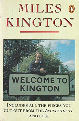 9780140131093: Welcome to Kington