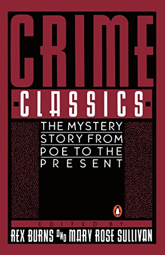 9780140131284: Crime Classics: The Mystery Story from Poe to the Present