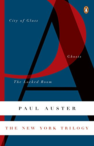 The New York Trilogy: City of Glass: Auster, Paul