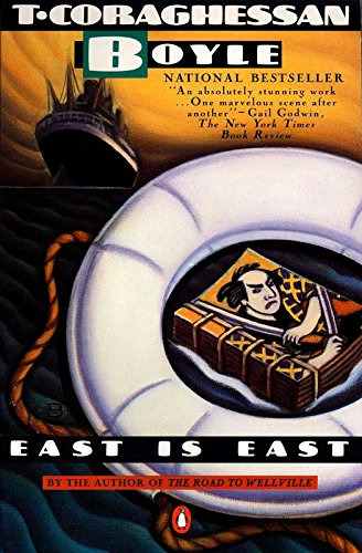 9780140131673: East Is East (Contemporary American Fiction)