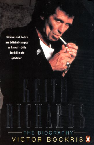 9780140132144: Keith Richards: The Biography