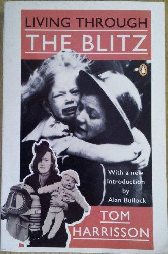 9780140132366: Living Through the Blitz