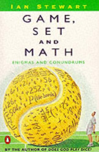9780140132373: Game,Set And Math: Enigmas And Conundrums (Penguin mathematics)