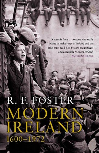 9780140132502: Modern Ireland: 1600-1972
