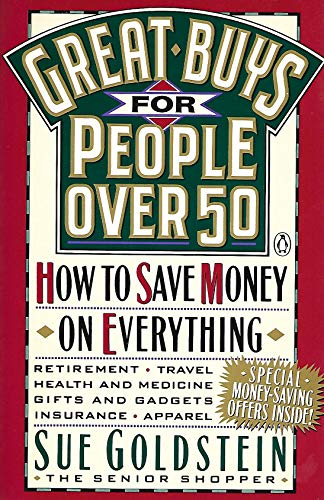 9780140132687: Great Buys for People over 50