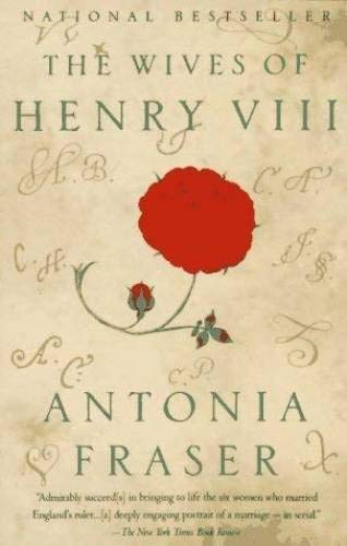 9780140132939: The Wives of Henry VIII