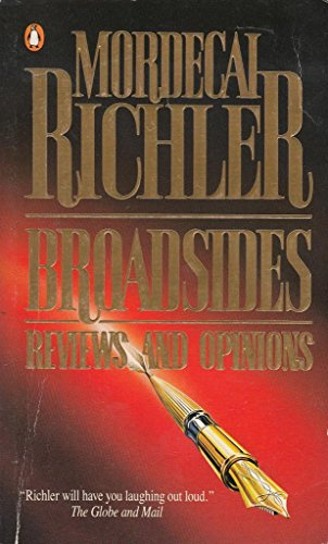 9780140132946: Broadsides : Reviews and Opinions