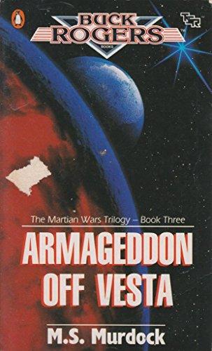 9780140133172: Armageddon Off Vesta (TSR Fantasy)
