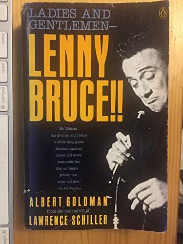 9780140133622: Ladies and Gentlemen: Lenny Bruce!!