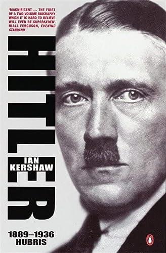 9780140133639: Hitler 1889-1936: Hubris