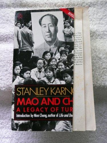 9780140134179: Mao and China: A Legacy of Turmoil
