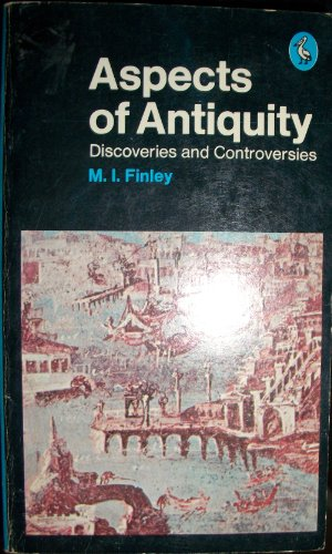 9780140134407: Aspects of Antiquity: Discoveries and Controversies