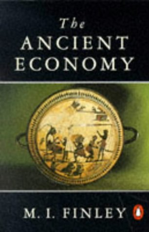 9780140134445: The Ancient Economy