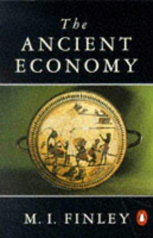 9780140134445: The Ancient Economy