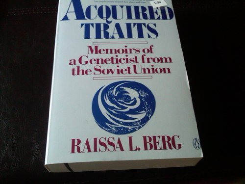 9780140134452: Acquired Traits: Memoirs of a Geneticist from the Soviet Union