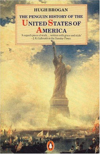 9780140134605: History of the United States of America, The Penguin (Penguin history)