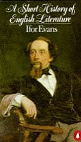 9780140134643: Short History of English Literature (Penguin literary criticism)