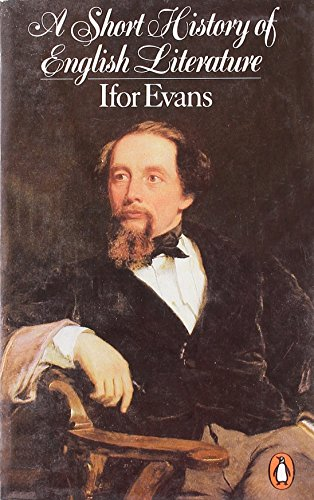 A Short History of English Literature (Penguin: Evans, Lord Ifor