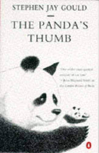 9780140134803: The Panda's Thumb: More Reflections in Natural History (Penguin Science)