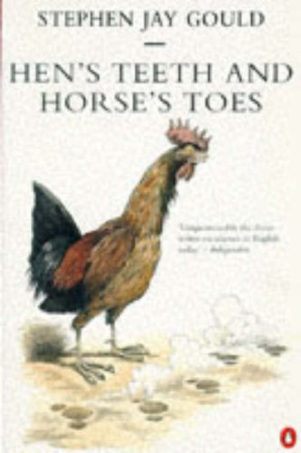 9780140134810: Hen's Teeth and Horse's Toes: Further Reflections on Natural History (Penguin science)