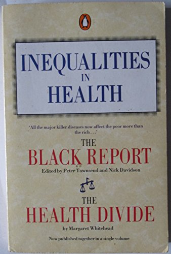 9780140134995: Inequalities in Health: The Black Report And the Health Divide