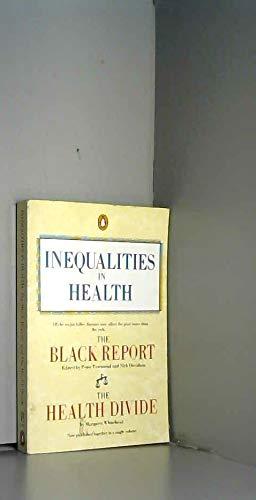 9780140134995: Inequalities In Health
