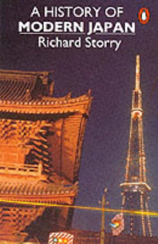 9780140135121: A History of Modern Japan: Revised Edition