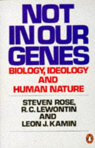 9780140135251: Not in Our Genes: Biology, Ideology and Human Nature (Penguin Press Science)