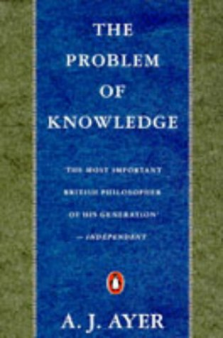 9780140135473: The Problem of Knowledge